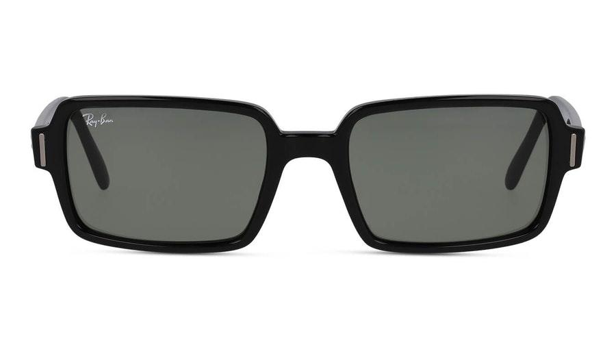 Ray-Ban Benji RB 2189 (901/31) Sunglasses Green / Black