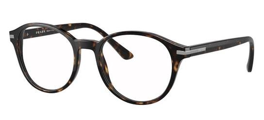 PR 13WV (2AU1O1) Glasses Transparent / Black