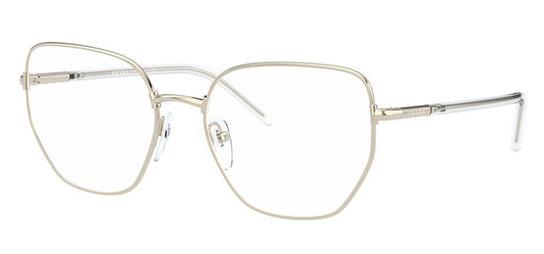 PR 60WV (ZVN1O1) Glasses Transparent / Silver