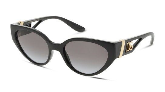 DG 6146 (501/8G) Sunglasses Grey / Black