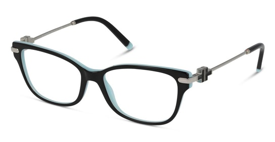 TF 2207 Women's Glasses Transparent / Black