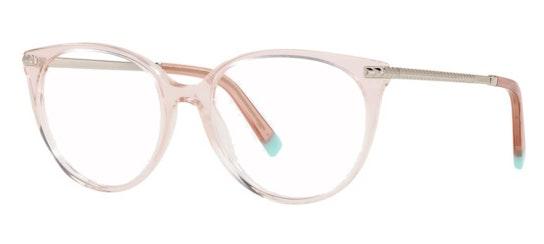 TF 2209 Women's Glasses Transparent / Beige