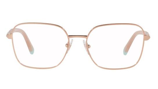 TF 1140B Women's Glasses Transparent / Gold