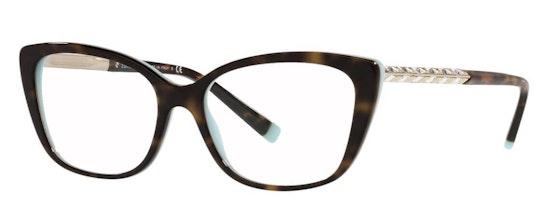 TF 2208B (8134) Glasses Transparent / Tortoise Shell