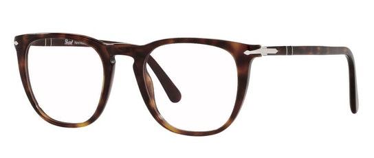 PO 3266V (24) Glasses Transparent / Tortoise Shell