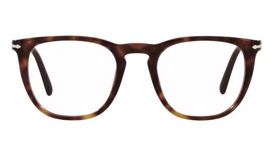 PO 3266V Unisex Glasses Transparent / Tortoise Shell