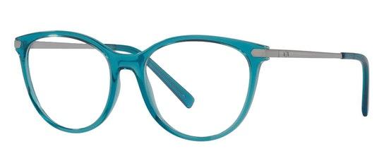 AX 3078 Women's Glasses Transparent / Blue