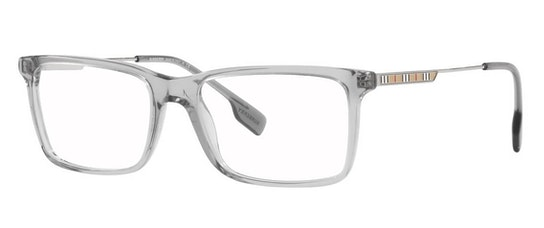 BE 2339 Men's Glasses Transparent / Grey