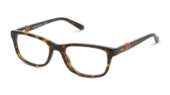 PP 8541 (5003) Children's Glasses Transparent / Havana