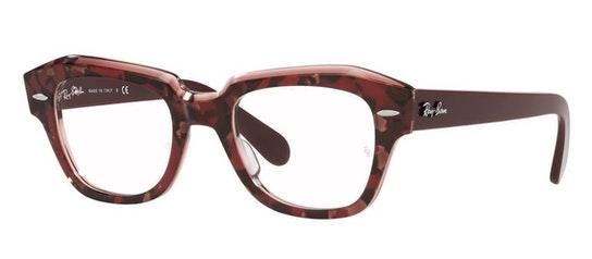 RX 5486 (8097) Glasses Transparent / Tortoise Shell