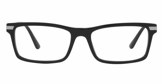 PR 03YV (Large) (1AB1O1) Glasses Transparent / Black