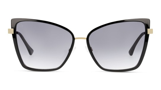 Jackie by Olivia Culpo Women's Sunglasses Grey / Black