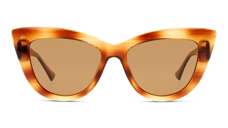 Prive Revaux Audrey by Olivia Culpo Women's Sunglasses Brown / Tortoise Shell