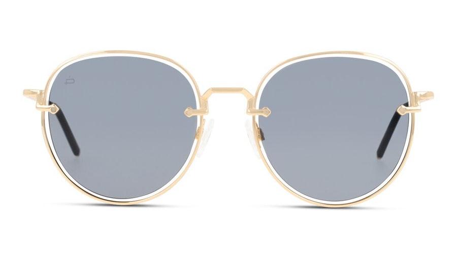 Prive Revaux Escobar Unisex Sunglasses Grey / Gold