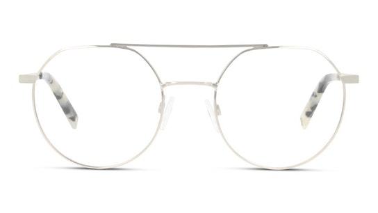 Leo Men's Glasses Transparent / Silver