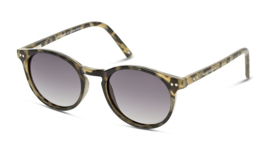 Maestro Sun Unisex Sunglasses Grey / Brown
