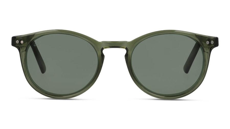 Prive Revaux The Maestro Men's Sunglasses Green / Green
