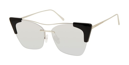 Mads by Madelaine Petsch (C90) Sunglasses Grey / Black