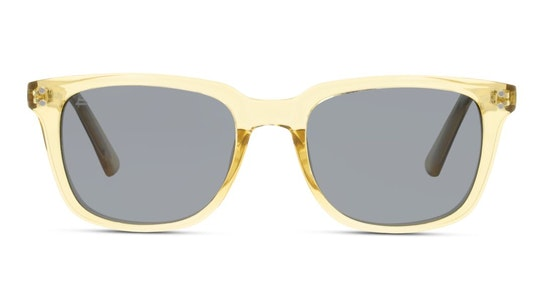 Dean Unisex Sunglasses Grey / Transparent