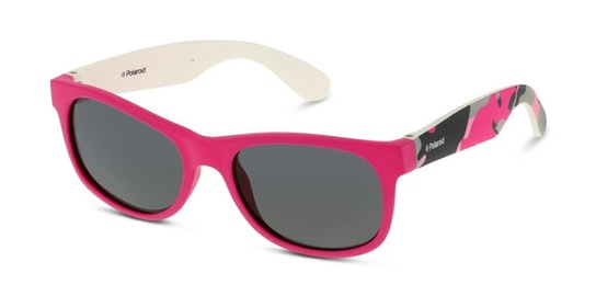 P0300 (TCS) Children's Sunglasses Grey / Pink