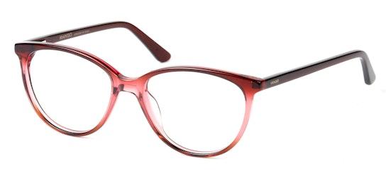 MNG 1908 (C41) Glasses Transparent / Red