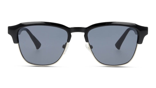Dark New Classic CLATR01 Unisex Sunglasses Grey / Black