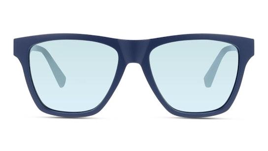 Blue Chrome One LS LIFTR06 Unisex Sunglasses Blue / Blue