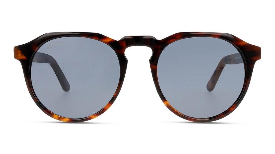 Hawkers Carey Dark Warwick X W18X04 Unisex Sunglasses Grey / Tortoise Shell