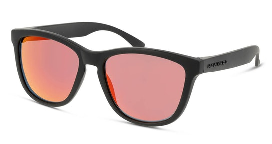 O18TR48 (BB) Sunglasses Red / Black