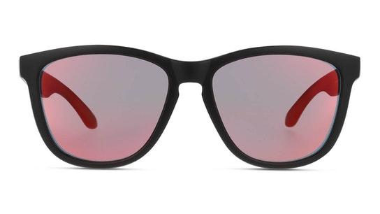 O18TR48 Unisex Sunglasses Red / Black