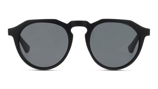 Dark Warwick 140006 Unisex Sunglasses Grey / Black