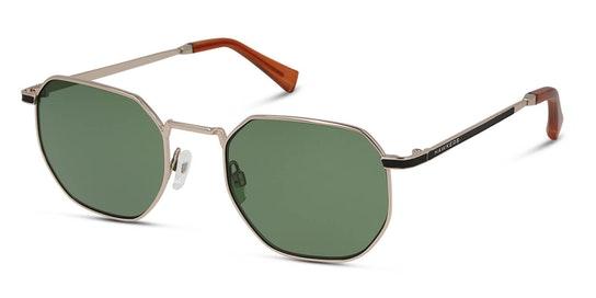 Gold Green Bottle Sixgon 130021 (0) Sunglasses Green / Gold