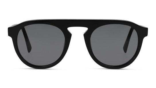 Blast HBLA20BBX0 (BB) Sunglasses Grey / Black
