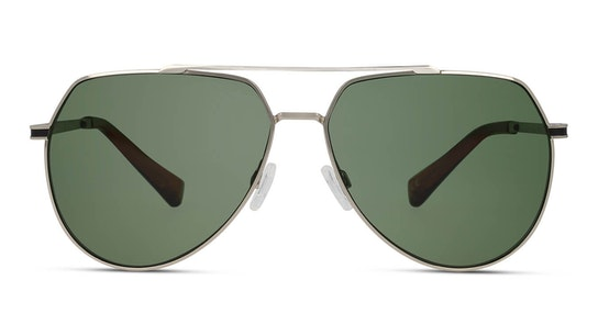 Shadow Demp HSHA20DEMP (DE) Sunglasses Green / Silver
