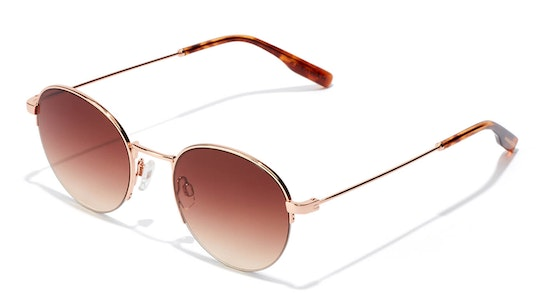 Moma Crosstown HMCT21KWM0 (PD) Sunglasses Brown / Rose Gold