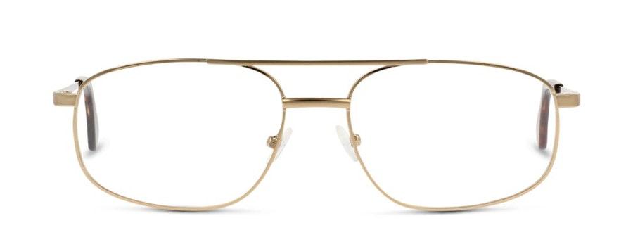 C-Line CL CM09 Men's Glasses Gold