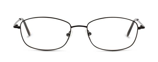 SN DF03 Women's Glasses Transparent / Black