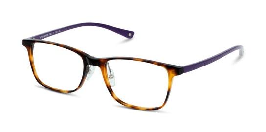 IS DF20 Women's Glasses Transparent / Brown