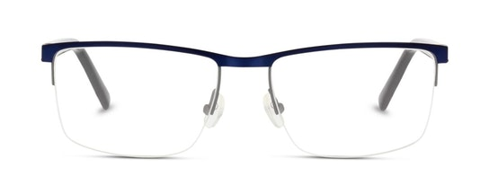 JU DM23 (CG) Glasses Transparent / Navy
