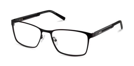 JU EM01WC (Large) (BB) Glasses Transparent / Black