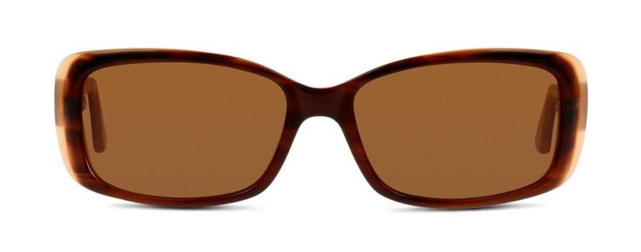 C-Line CN EF15 Women's Sunglasses Brown / Tortoise Shell