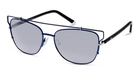 UNEM03 Men's Sunglasses Grey / Blue