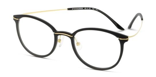 LF FF00 (BD) Glasses Transparent / Black