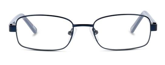 SN FK01 Children's Glasses Transparent / Navy