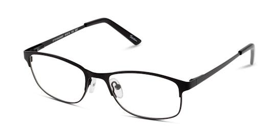 SN FK02 Children's Glasses Transparent / Black
