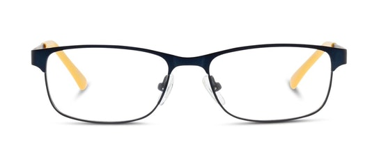 SN FT06 Children's Glasses Transparent / Navy