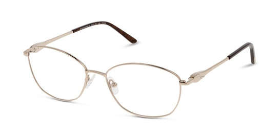 CL FF10 (DD) Glasses Transparent / Gold