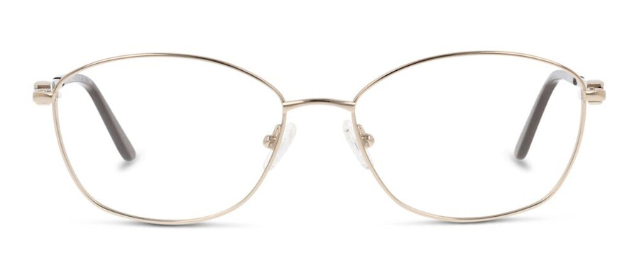 C-Line CL FF10 Women's Glasses Gold