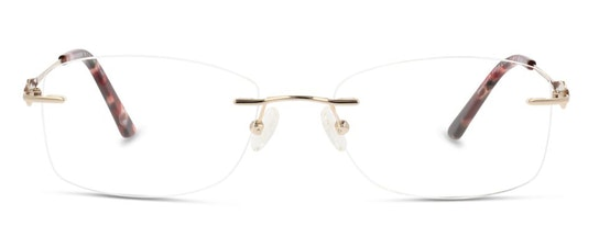 CL FF15 (RD) Glasses Transparent / Gold