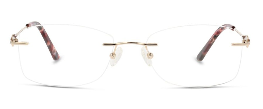 C-Line CL FF15 Women's Glasses Gold